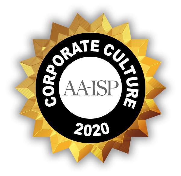 AA-ISP Corporate Culture Award