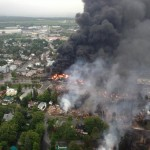 Emergency Safety Directives issued by Transport Canada Following Lac-Mégantic Quebec Deadly Train Derailment
