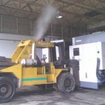 Spotting Safety: Forklift Counterweighting