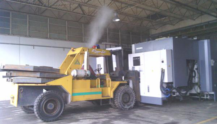 Spotting Safety Forklift Counterweighting blog photo 3.31.14 JA