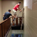 Spotting Safety: Self Supporting Ladders